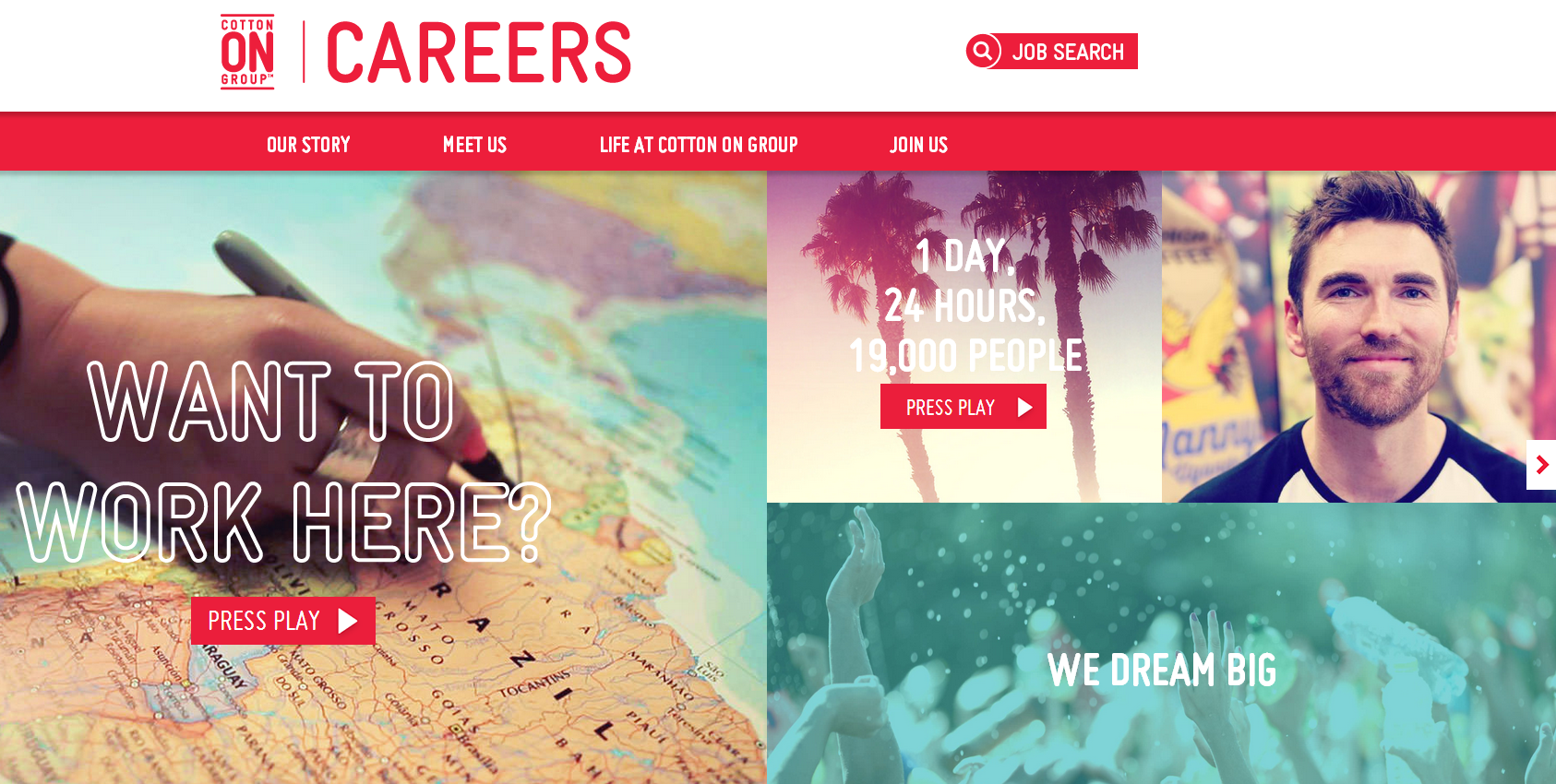 career sites